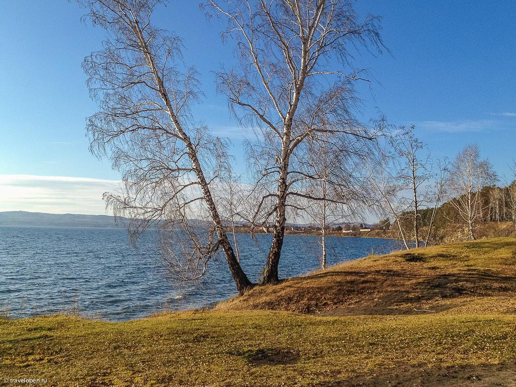 Озеро Иткуль